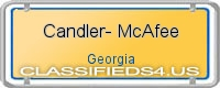 Candler-McAfee board